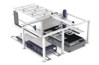 中厚板自动上下料系统ALF系列