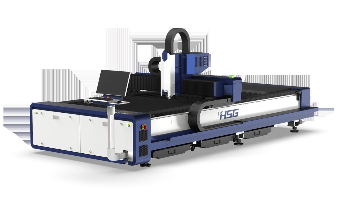 单平台激光切割机GC系列
